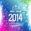 New year flyer — Stockvektor  #36806683