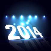 Vector new year design — Stock Vector