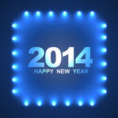 Happy new year design — Stock Vector