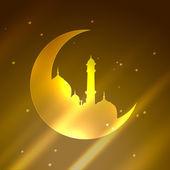 Eid festival — Stock Vector