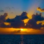 Maldivian Sunset — Stock Photo #33016439