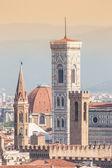 Florence Duomo view — Stock Photo