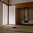 Japanese room — Stock Photo #12699655