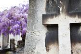 Cemetary architectures - Europe — Stock Photo