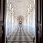 Italy - Royal Palace: Galleria di Diana, Venaria — Stock Photo #12867275