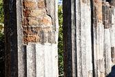 Pompeya - sitio arqueológico — Foto de Stock
