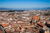 Florence panoramic view — Stock Photo