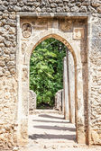 Gede Ruins — Stock Photo