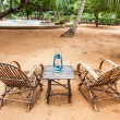 Garden Furniture - Stockfoto