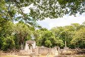 Ruiny gede — Zdjęcie stockowe