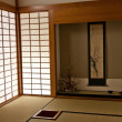 Stock Photo: Japanese room