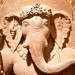 Ganesh Statue - Stock Photo