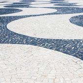 Copacabana Promenade — Stock Photo