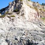 Solfatara - volcanic crater — Stock Photo #18124737