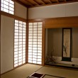 Japanese room — Stock Photo #18124923