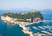 Naples gulf — Stock Photo