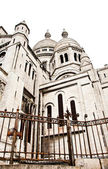Sacre Coeur de Montmartre — Stock Photo