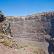 Vesuvius crater — Stock Photo #19678651