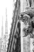 Duomo di Milano — Stockfoto