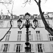 Paris - Place de Fustemberg — Stock Photo #22798106