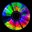 Psychedelic CD — Photo