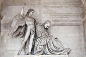 Kyrkogården arkitektur - europa — Stockfoto