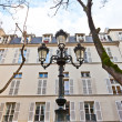 Stock Photo: Paris - Place de Fustemberg