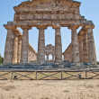 Paestum temple - Italy — Photo #23932815