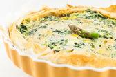Asparagus Cake — Stock Photo