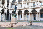 Brera University — Stock Photo