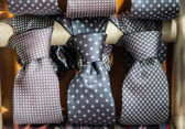 Ties with style — Stock Photo
