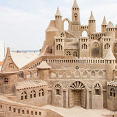 Sandcastle — Stockfoto