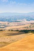 Kraju in toskania — Zdjęcie stockowe
