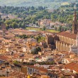 Florence panoramic view — Foto Stock