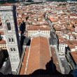 Florence panoramic view — Stock Photo