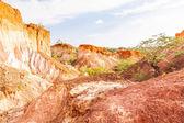 Marafa Canyon - Kenya — Stock Photo
