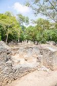 Ruinas de gede — Foto de Stock