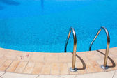 Yüzme havuzu detay — Stok fotoğraf