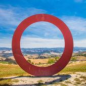 Vista panoramica di Toscana — Foto Stock