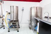 Brouwerij detail — Stockfoto