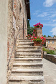 Tuscany Village — Stock Photo