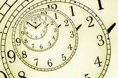Hypnotic Clock — Stock Photo