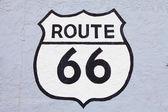 Route 66 — Stock Photo