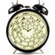 Stock Photo: Hypnotic Clock