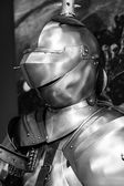 Medieval armour detail — Stock Photo