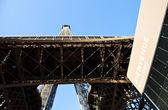エッフェル塔へようこそ — ストック写真