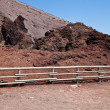 Vesuvius crater — Stock Photo #36907253