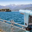 Italy - Isola Bella — Stock Photo