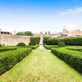 Italienska trädgården — Stockfoto