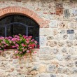 Tuscan window — Stock Photo #38636473